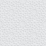 Геометрическая серая картина с светлой предпосылкой иллюстрация штока