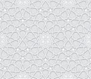 Геометрическая серая картина с светлой предпосылкой иллюстрация вектора