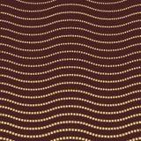 Геометрическая современная картина вектора Стоковое Изображение RF