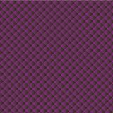 Геометрическая текстура вектора: предпосылка малых фиолетовых квадратов аранжированных раскосно Стоковые Фото