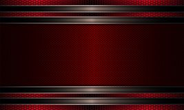 Геометрическая темная розовая предпосылка сетки с силуэтом текстурной рамки Стоковые Изображения RF