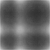 Геометрическая черно-белая текстура Сетка, вид решетки линий иллюстрация штока
