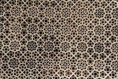 Геометрические мраморные carvings стоковое изображение