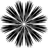 Геометрические элементы мандалы, мотивы мандалы Абстрактное круговое sh Стоковое Изображение RF
