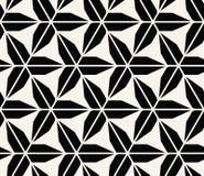 Геометрический безшовный вектор картины Стоковая Фотография