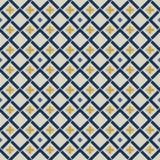 Геометрический вектор картины Стоковое Изображение