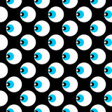 Геометрический глаз лазера Стоковое фото RF