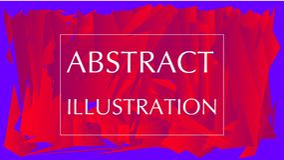 Геометрический диез вычисляет абстрактную предпосылку иллюстрация штока