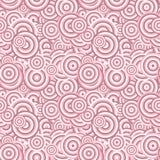 Геометрический дизайн предпосылки картины круга - иллюстрация вектора цвета от концентрических колец бесплатная иллюстрация