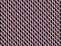 Геометрический косоугольник делает по образцу цвета абстрактного пинка предпосылки белые зеленые черные Геометрическая предпосылк иллюстрация вектора