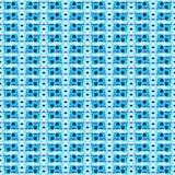 геометрический орнамент Безшовная картина для предпосылки, обоев, печатания ткани, создания программы-оболочки, etc иллюстрация штока