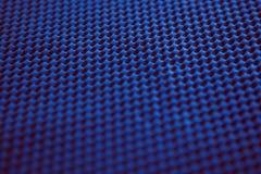 геометрическое абстрактной предпосылки голубое Стоковая Фотография RF