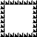 Геометрическое изображение, рамка фото в squarish формате бесплатная иллюстрация