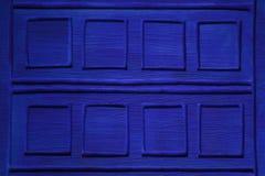 геометрическое предпосылки голубое Стоковое Фото