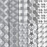геометрия безшовная Стоковая Фотография RF