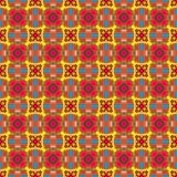 Геометрия 9 картины вектора Стоковая Фотография