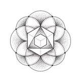 геометрия священнейшая бесплатная иллюстрация