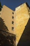 Геометрия старого города стоковые фотографии rf