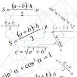 геометрия bakground Стоковое Изображение