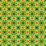 Геометрия 3 Vector_pattern Стоковая Фотография