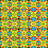 Геометрия 2 Vector_pattern Стоковое фото RF