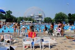 геодезический купол Стоковая Фотография