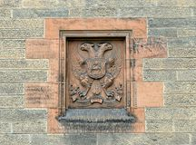 Герб города Перта, Шотландии Стоковое Изображение RF