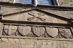 Герб семьи Стоковые Изображения