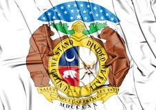 герб 3D Миссури, США Стоковая Фотография