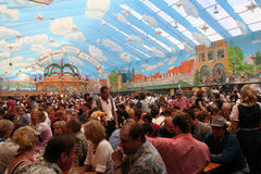 Германия, Мюнхен, Oktoberfest Стоковые Изображения RF