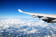 Германия над крылами Стоковое фото RF