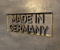 Германия сделала Стоковое Изображение