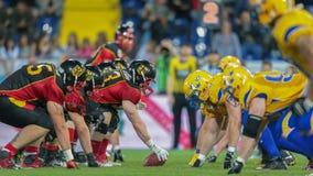 Германия Швеция против Германия Стоковая Фотография
