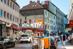 Германия hamburg стоковые фото