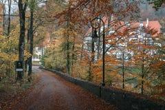 ГЕРМАНИЯ, Hohenschwangau Стоковое Фото