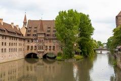 Германия nuremberg Стоковое Фото