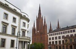 Германия wiesbaden стоковое изображение rf
