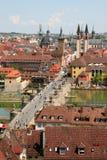 Германия wurzburg Стоковое Изображение