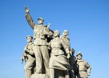 герои фарфора людские Стоковые Фотографии RF