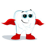 Герой зуба Стоковые Изображения