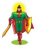 герой иммунный Стоковые Фотографии RF