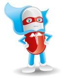герой персонажа из мультфильма милый супер бесплатная иллюстрация
