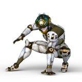 герой персонажа из мультфильма милый супер Стоковое Изображение