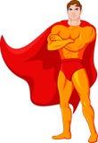 герой супер Стоковое Фото