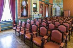 Гетман Hall был построен в XVIII столетии как принцы Vyshnevetskies Hall Стоковое Фото