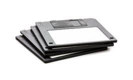 Гибкие магнитные диски Стоковые Изображения RF