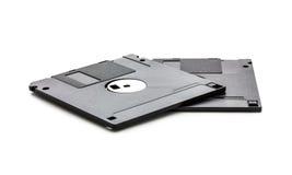 Гибкие магнитные диски Стоковая Фотография