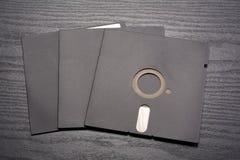 Гибкие магнитные диски стоковые фотографии rf