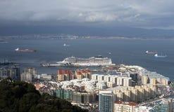 Гибралтар Стоковое Изображение
