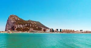 Гибралтар стоковое фото rf